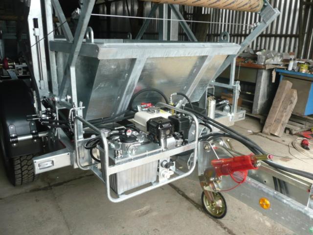 Hydraulický agregát HAM110